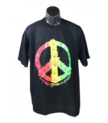 Let me smoke in peace-shirt